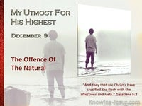 The Offence Of The Natural