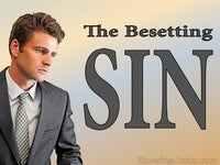 The Besetting Sin