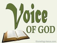 The Voice of God - Character and Attributes of God (26)