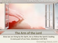 The Arm of the Lord
