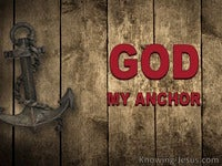 God, My Anchor (All I Need-1)