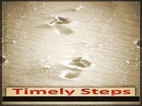 Timely Steps - Grace Thru Faith- study [10]