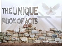 The Unique Book of Acts