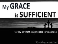 All Sufficiency of God - Growing In Grace (13)