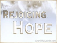 Rejoicing Hope