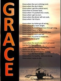 All Sufficient Grace