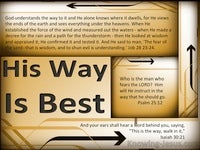 His Way is Best