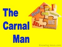 The Carnal Man - Man's Nature and Destiny (17)
