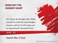 """Search Me, O God"""
