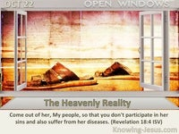The Heavenly Reality