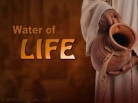 The Water of Life (Woman At The Well (6)