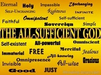 The All-Sufficient God - Character and Attributes of God (21)