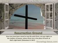 Resurrection Ground