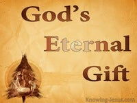 God's Eternal Gift - Perfect MAN Eternal SON (1)