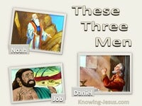 These Three Men (JOB-study 5)