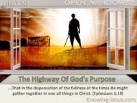 The Highway Of God's Purpose
