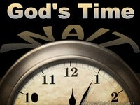 Wait God's Time