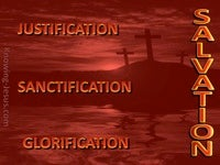 The Three Elements of Salvation