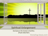 Spiritual Enlargement
