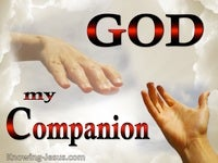 God, My Companion  (Study In God - All I Need-9)