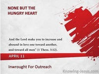 Inwrought For Outreach
