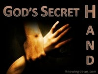 God's Secret Hand - Study in Prayer (15)