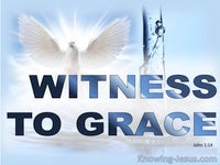 Witness to Grace