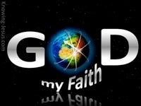 God, My Faith  (Study In God - All I Need-12)