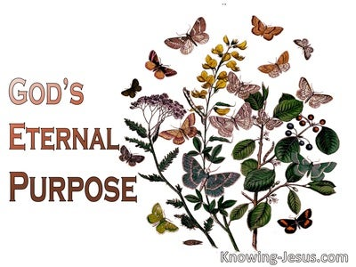 God's Eternal Purpose