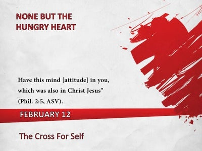 The Cross For Self