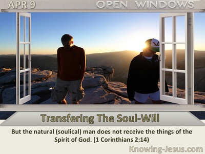Transfering The Soul-Will