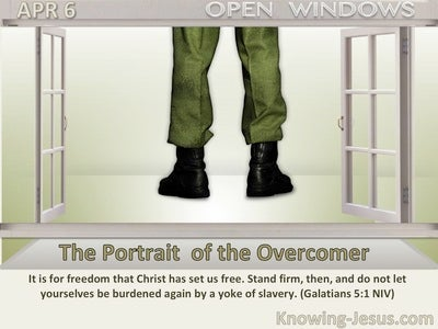 The Portrait  of the Overcomer