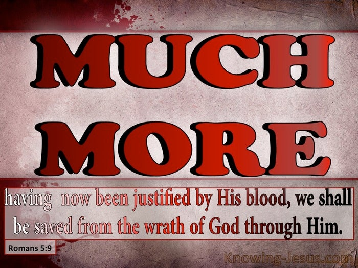 The Much-More Grace of God