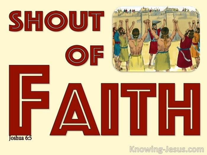 Shout of Faith